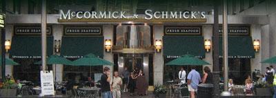 Mccormick Amp Schmick S Fresh Seafood Chicagoloopbars Com